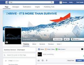 Nro 53 kilpailuun Design a Facebook landing page käyttäjältä abhimanyu3