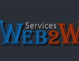 nº 17 pour Design a Logo for Web2W par ccet26