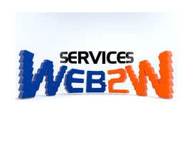 #4 for Design a Logo for Web2W by renatomeneses
