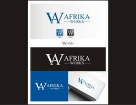 #228 for Logo Design for Africa Works by madcganteng