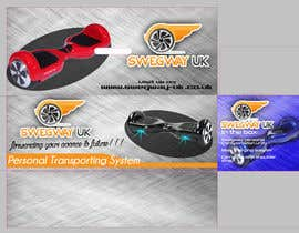 Greenvic tarafından Design a Box for a swegway board/electric scooter company için no 8