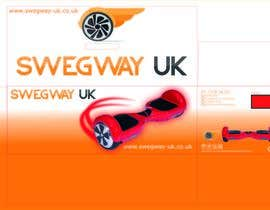 tweettweew tarafından Design a Box for a swegway board/electric scooter company için no 7