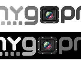 #43 para Design a Logo for MYGoPro.com por marcelog4