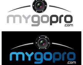 #45 for Design a Logo for MYGoPro.com af marcelog4