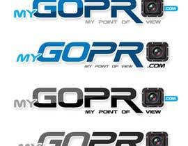 #65 para Design a Logo for MYGoPro.com por marcelog4