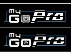 #39 para Design a Logo for MYGoPro.com por erikao15