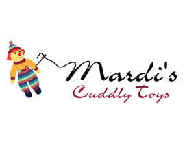 #44 for Design a Logo for a start up, online, handmade, soft toy business by Vanai