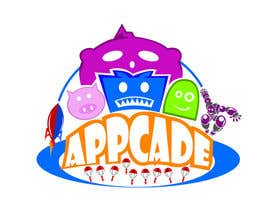 #57 for Logo Design for Appcade af fireacefist
