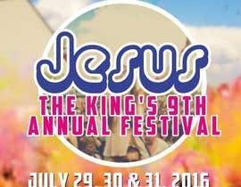 Nro 15 kilpailuun church festival poster käyttäjältä infosouhayl