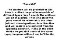 Contest Entry #23 for Idea for children game about recycling/ sustainable development