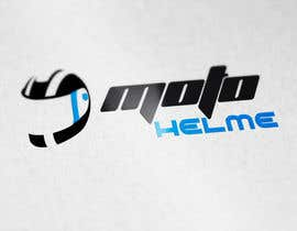#19 untuk Need a Logo for a new Webshop selling motorcycle helmets oleh LogoFreelancers