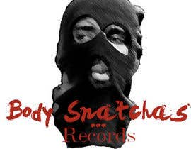 #24 para Design a Logo for Body Snatchas Record Labell (Hip Hop) por ShaunAsakura