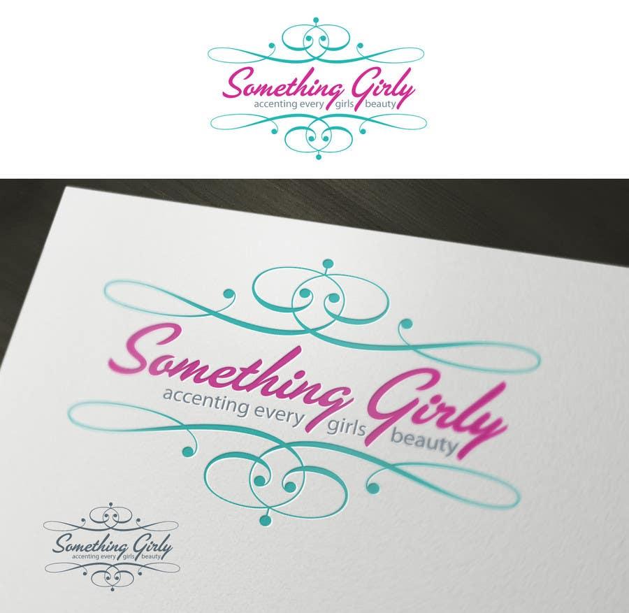 Inscrição nº                                         259                                      do Concurso para                                         Logo Design for Something Girly