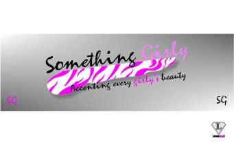 Inscrição nº                                         114                                      do Concurso para                                         Logo Design for Something Girly
