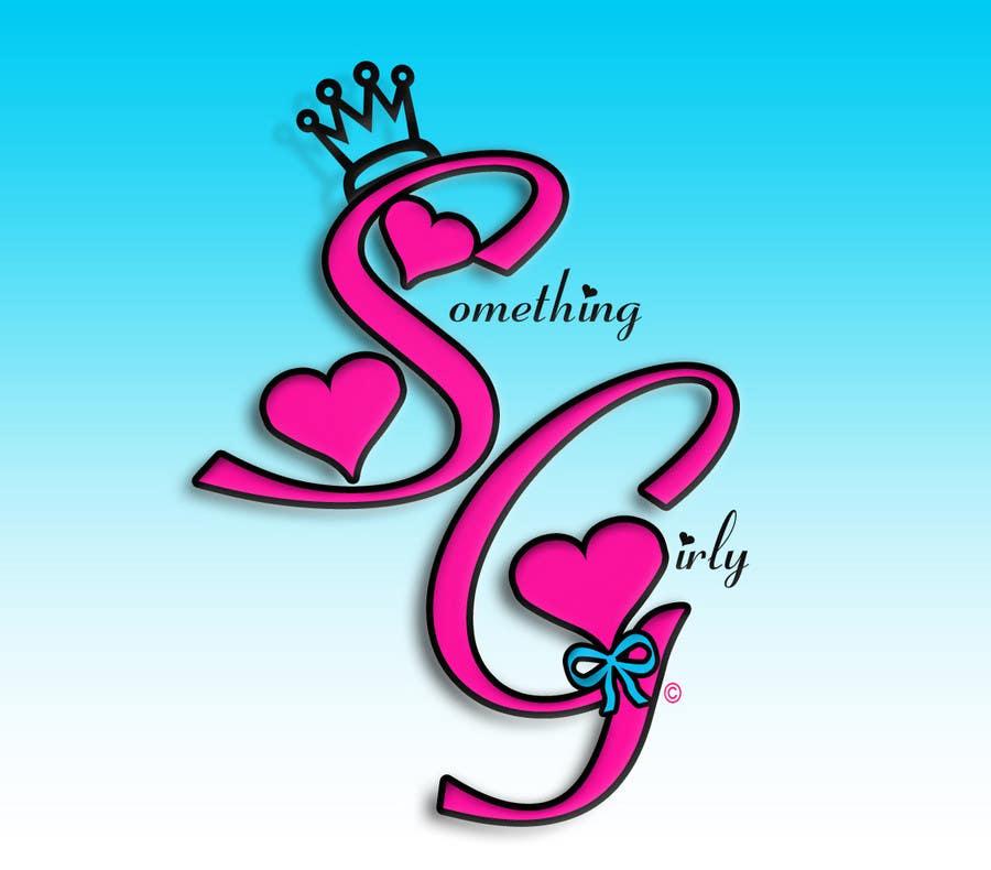 Inscrição nº                                         182                                      do Concurso para                                         Logo Design for Something Girly