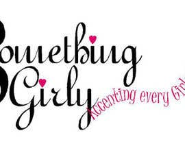 #255 pentru Logo Design for Something Girly de către JulieSneeden