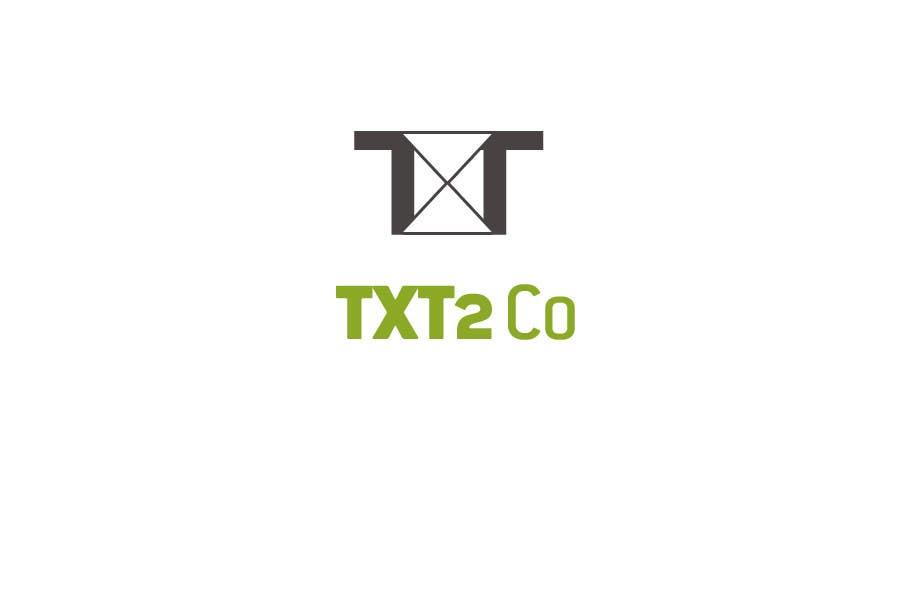 Конкурсная заявка №333 для Logo Design for Txt2 Co.