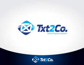 #357 для Logo Design for Txt2 Co. от ivandacanay
