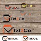 Graphic Design Конкурсная работа №170 для Logo Design for Txt2 Co.