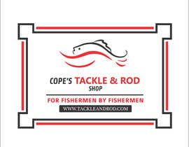#39 for Re-Designing a Fishing Logo Graphic by murtazaraj52