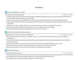 DulaniA tarafından Design & Update a Resume için no 1