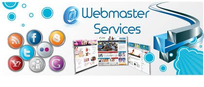 Graphic Design Contest Entry #14 for Design a Banner for website slider - Webmaster Services