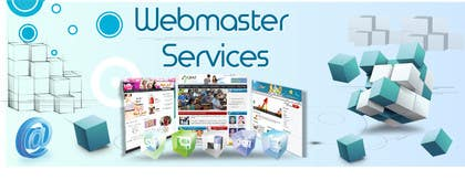 Graphic Design Contest Entry #19 for Design a Banner for website slider - Webmaster Services