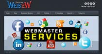 #24 for Design a Banner for website slider - Webmaster Services by Genshanks