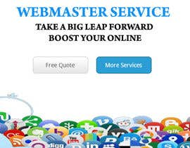 #16 cho Design a Banner for website slider - Webmaster Services bởi moeezdehli