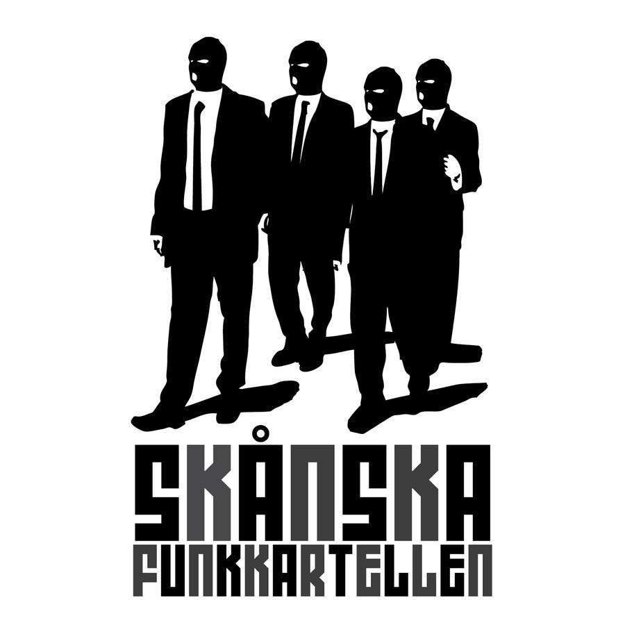 Kilpailutyö #25 kilpailussa Design a logo for a music band.