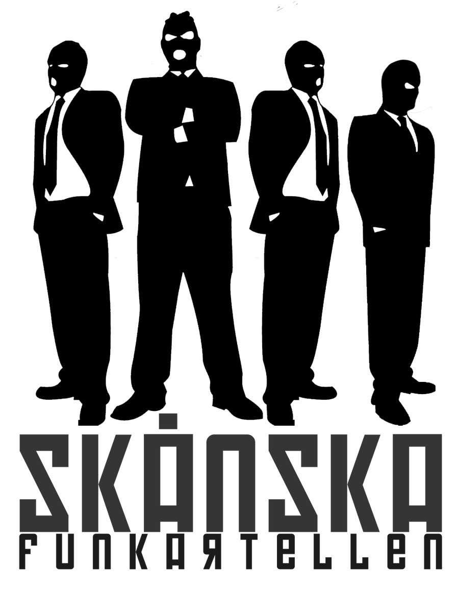 Kilpailutyö #45 kilpailussa Design a logo for a music band.