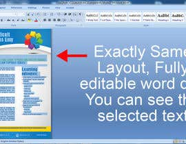 teAmGrafic tarafından Design a training flyer için no 25