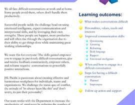 koeswandi tarafından Design a training flyer için no 16