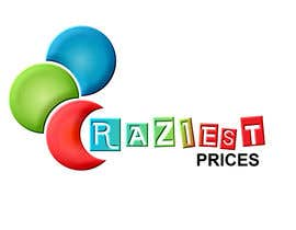 #2 untuk Design a Logo for http://craziestprices.com oleh deadeyedezigns
