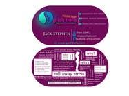 Graphic Design Kilpailutyö #38 kilpailuun Design A Business Card for our Company
