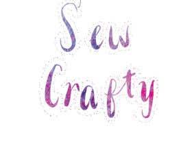 Nro 17 kilpailuun Logo for Sew Crafty käyttäjältä Katybug011