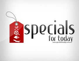 #109 para Design a Logo for Specials For Today por VEEGRAPHICS