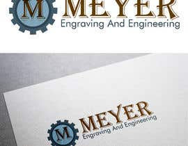 #23 para Meyer Engraving And Engineering Logo por bhoyax