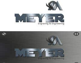 #13 para Meyer Engraving And Engineering Logo por ayubouhait