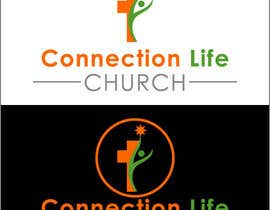 Meer27 tarafından Design a Logo for Connection Life Church için no 182