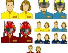elinavarro tarafından Design Game Characters (Profile portrait Pics) için no 28