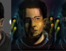 BibinAJ tarafından Design Game Characters (Profile portrait Pics) için no 35