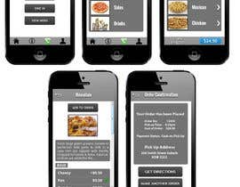 #16 cho Design an App Mockup for Restaurant bởi sharpBD