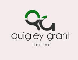 #491 for Logo Design for Quigley Grant Limited by MalinaHancu