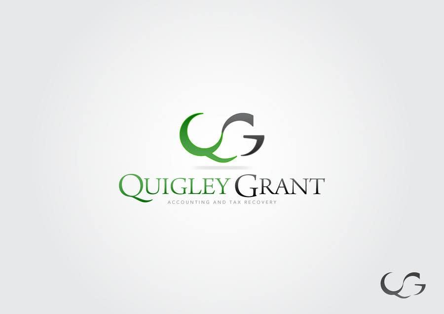 Inscrição nº 460 do Concurso para Logo Design for Quigley Grant Limited