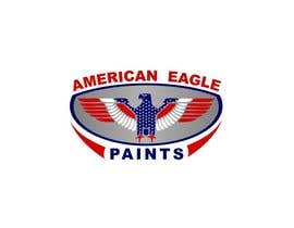 #4 para Design a Logo for AMERICAN EAGLE PAINTS por SAbhijeet