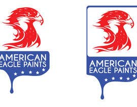 #41 para Design a Logo for AMERICAN EAGLE PAINTS por muhyusuf92