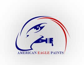 #71 para Design a Logo for AMERICAN EAGLE PAINTS por jayvee88