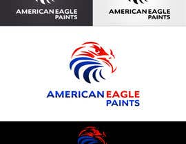 #30 cho Design a Logo for AMERICAN EAGLE PAINTS bởi nomikhan530