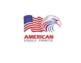 #26 for Design a Logo for AMERICAN EAGLE PAINTS by AlphaCeph